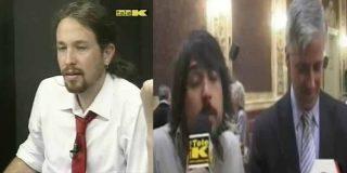 Cuando Pablo Iglesias y Ramón Espinar le hacían la pelota al prófugo exvicepresidente de Bolivia