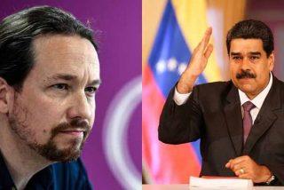 Pablo Iglesias organizó el encuentro 'secreto' entre Ábalos y Delcy, al que falló a última hora Pedro Sánchez