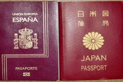 Pasaporte: el japonés es el más potente del mundo y el español, el quinto mejor