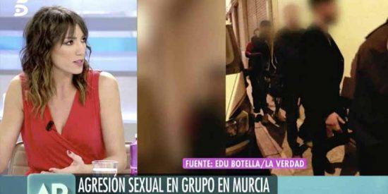 """¡Qué vuelva Ana Rosa!: Este es el polémico """"consejo"""" de su sustituta tras el caso de las estadounidenses violadas"""