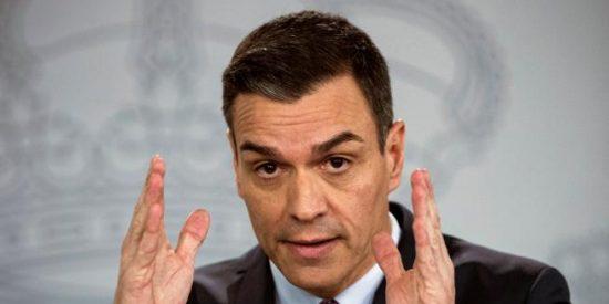 Pedro Sánchez se burla de los jueces del Tribunal Supremo y se reunirá con el 'inhabilitado' Quim Torra