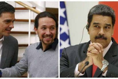 """Guaidó, primera víctima internacional de """"Pedro el chaquetero"""": hace un año lo llamó y ahora le da la espalda"""