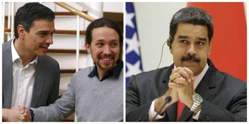 EEUU desvela el trasfondo del 'Caso Ábalos': hay pagos chavistas a políticos del PSOE y Podemos