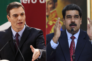 Pedro Sánchez: 16 días en el poder y 5 caricias podemitas a Maduro