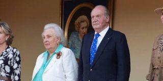 Muere la Infanta Pilar de Borbón, hermana mayor de Don Juan Carlos