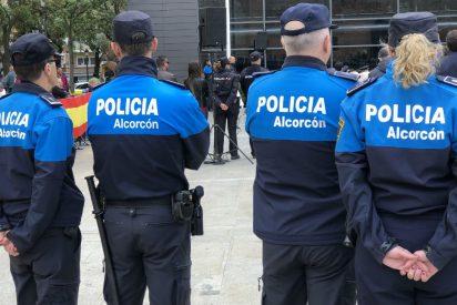 Alcorcón: una mujer drogada con cocaína choca contra tres vehículos