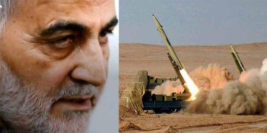 """Qasem Soleimani: Cuál es el poder militar de Irán para """"vengar"""" la muerte de su poderoso general"""