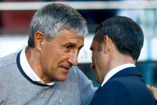 El Barça se carga a Valverde como entrenador y pondrá en su puesto a Quique Setién