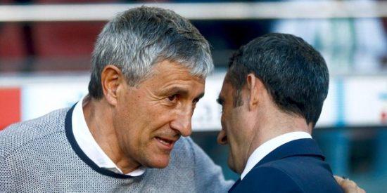 El Barça se carga a Valverde como entrenador y pone en su puesto a Quique Setién