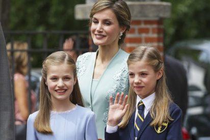 Escándalo: filtran conversaciones íntimas de la Princesa Leonor sobre la Reina Letizia, Doña Sofía y el Rey Felipe