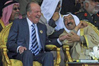 La falsa amante iraní de Don Juan Carlos avergüenza al sanchista 'Público' con un palo brutal