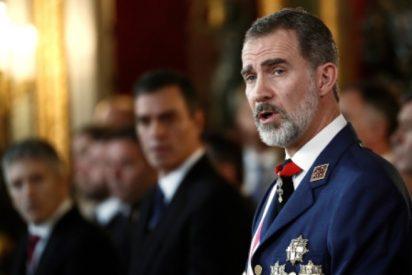 """Victor Entrialgo De Castro: """"A los monos no les gusta el Rey"""""""
