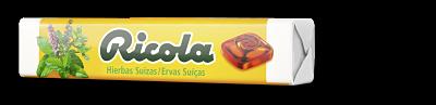 Ricola introduce en el mercado español sus famosos caramelos en formato stick