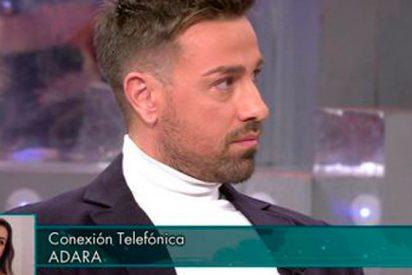 Adara no se puede aguantar y entra por teléfono en 'Sábado Deluxe' para rebatir las barbaridades de Rafa Mora