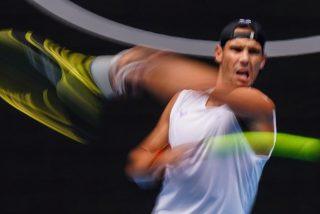 Open de Australia: Nadal esquiva a Djokovic y Federer, pero tiene a Medvedev en el camino a la final