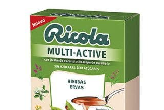 En invierno, Ricola defensas y Ricola multi-active
