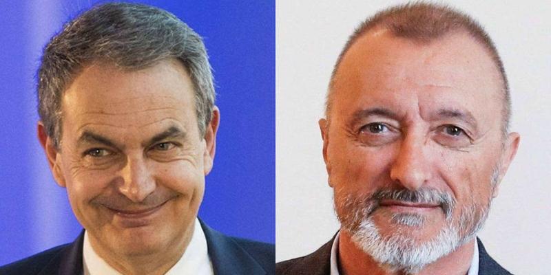 Arturo Pérez-Reverte da una lección sobre los 'tipos de tontos' en la que Zapatero sale campeón