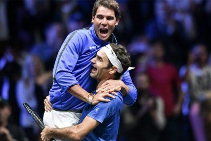 Brayden Schnur insulta a Federer y Nadal, pero se retracta al instante