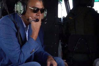Pedro Sánchez hurta a la Guardia Civil el helicóptero con el que buscaba a un desaparecido en Mallorca
