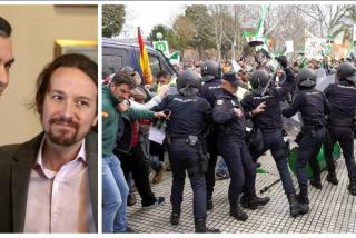 Sánchez e Iglesias siembran la subida del salario mínimo y les brota una rebelión en la granja