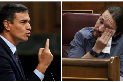¡Qué pardillo eres, Pablo Iglesias! Pedro Sánchez le escondió al de Podemos la jugarreta de las cuatro vicepresidencias