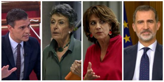 Sánchez tiene un plan diabólico para cargarse España en diez años: sometidos los medios, ahora va a por la oposición, la Justicia y el rey Felipe VI