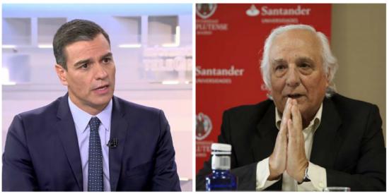"""Raúl del Pozo: """"Un sector de la población lapidaría, si pudiese, al Gobierno Sánchez"""""""