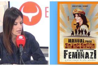 """Cristina Seguí: """"Me han hecho desaparecer de tres medios dirigidos y presentados por mujeres feministas"""""""