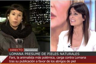 """El Quilombo / Cristina Seguí le recuerda a Fani 'La Vegana' su indecente apoyo al asesino Rodrigo Lanza: """"Los fachas por la piedra, ¿no?"""""""