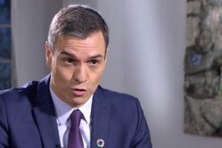 Sánchez se baja los pantalones ante el golpista Torra en TVE y su discurso comunista hace sonar todas las alarmas
