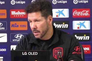 """Crisis Atlético - Simeone: """"La peor semana en 8 años"""""""