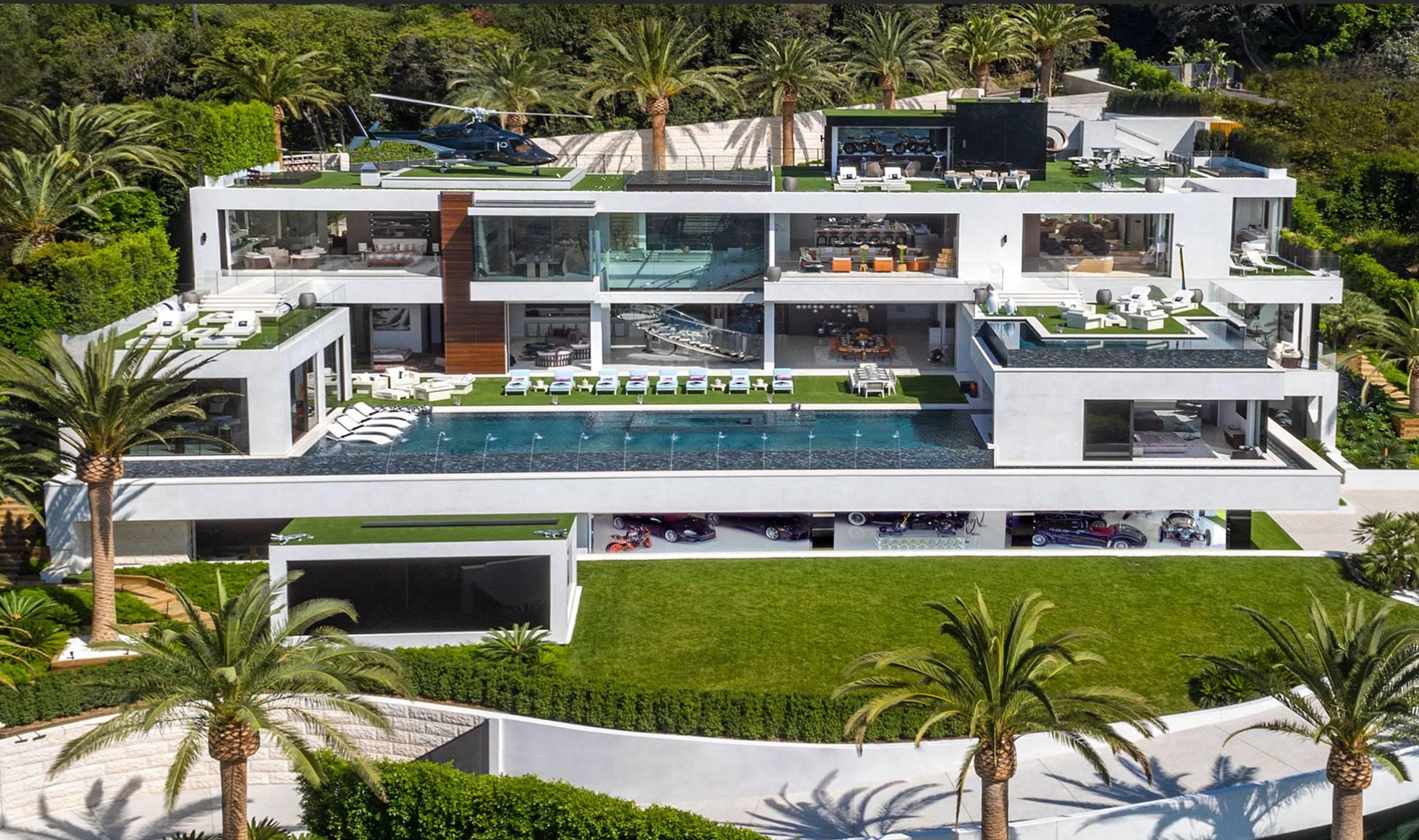 Vivienda: Estás son las 10 casas más caras que están ahora a la venta en el mundo