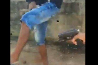 Tiros en las piernas: el nuevo método de tortura criminal de los amigos de Pablo Iglesias