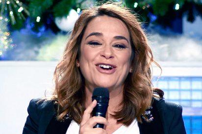 Toñi Moreno dice adiós a 'MyHyV' para dedicarse al bebé que va a tener en breve