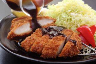 Tonkatsu, chuletas de cerdo empanadas