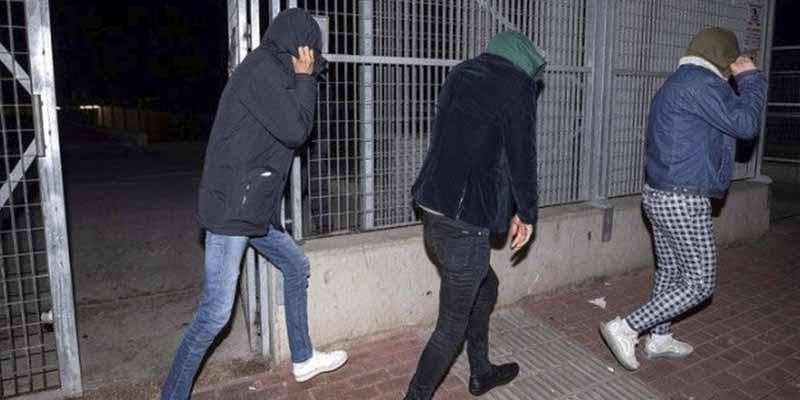 Libertad sin fianza para los tres afganos acusados de violar a las hermanas estadounidenses en Murcia