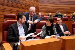 """Tudanca: """"En seis meses de gobierno, PP y Cs no han tomado una sola medida que beneficie a Castilla y León"""""""