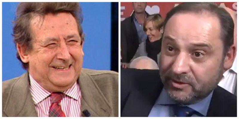 Alfonso Ussía se mofa de José Luis Ábalos y cuenta cómo fue su reunión secreta con Delcy Rodríguez