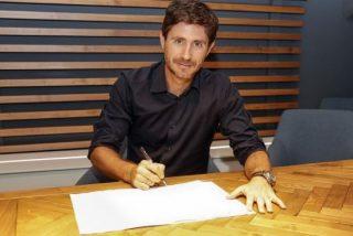 Víctor Sánchez del Amo, suspendido como entrenador del Málaga, tras filtrarse un vídeo sexual
