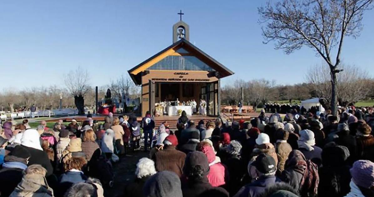 Resultado de imagen de misa capilla prado nuevo