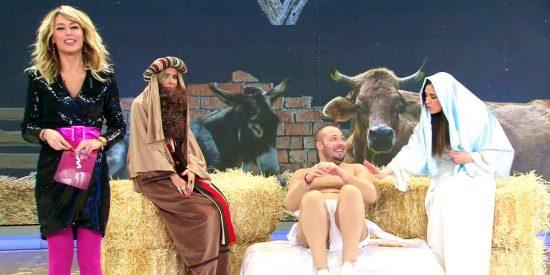 'Viva la vida' monta una mamarrachada que ha indignado a los espectadores