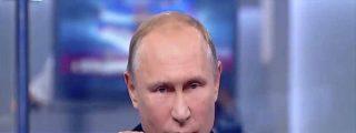 """Vladimir Putin: """"EEUU comete un gran error al utilizar el dólar como herramienta de sanción"""""""