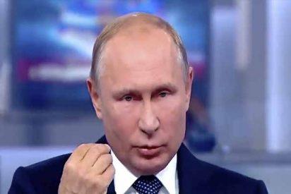 """COVID-19: El gran enemigo que reta al poder """"faraónico"""" de Vladimir Putin"""