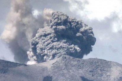 Chile: La brutal explosión del volcán Chillán
