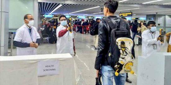Coronavirus: Hospitalizan a un turista chino sospechando que traía la peste a España