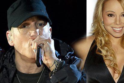 Hackean la cuenta de Twitter de Mariah Carey en la víspera del Año Nuevo y publican terribles insultos contra Eminem