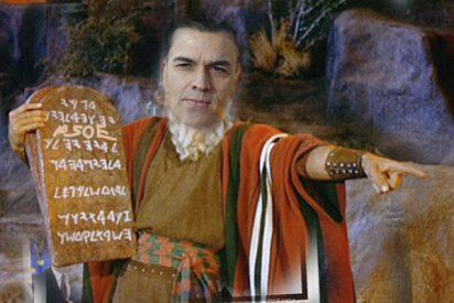 ¿Sabes cuáles son los 10 mandamientos del Sanchismo?