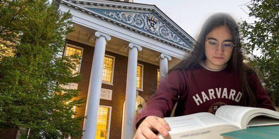 Así es la chica española que acabó Bachiller con una media de diez y ahora la quieren las mejores universidades del mundo
