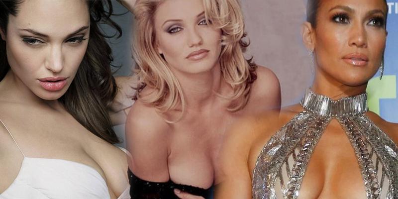 Sexo: Las confesiones sexuales más calientes de las estrellas de Hollywood