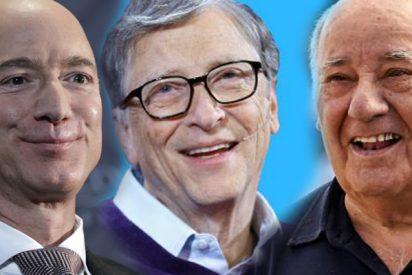 Millonarios: las 10 personas más ricas del Mundo empezaron 2020 con más dinero que nunca